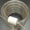 clear tube quartz heater