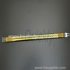 quartz tube lamps for soldering oven preheater