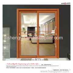 Home sliding glass door with OEM and ODM designs