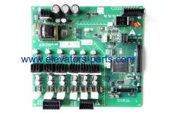 ELevator Part P203746B000G01 Elevator PCB for MITSUBISHI