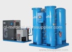 Hospital Oxygen Gas Manifold System