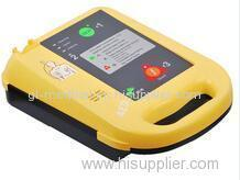 Medical surgical equipment semi automatic defibrillator