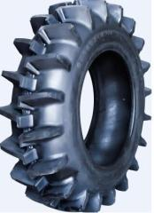 Deepened tread design good traction for paddy field farming tyres