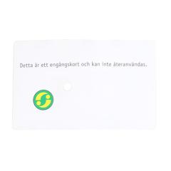PET EM4205 RFID Card