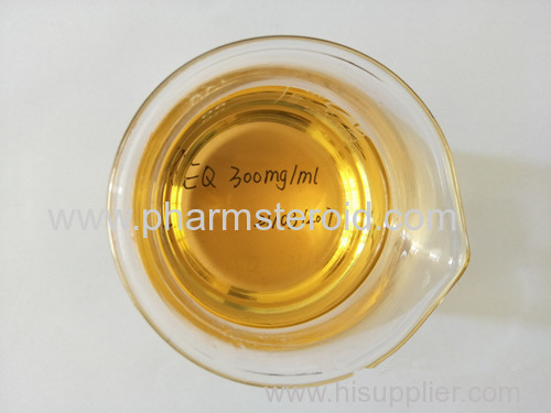 Euipoise 300mg/ml injectable oil was made on Mar.21