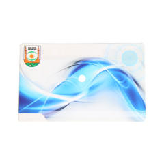 PET MF PLUS-X RFID Card