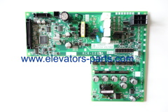 Mitsubshi Elevator Spare Parts KCR-1211A lift parts PCB