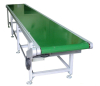 PVC/PU/Teflon belt conveyor for production line