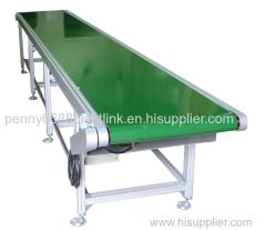 production line belt conveyor