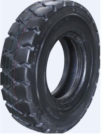 wide-wall rim guard industrial forklift tires P222 21x9-8 14ply with tube