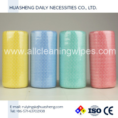 Cellulose Cleaning Heavy Duty Nonwoven wipes