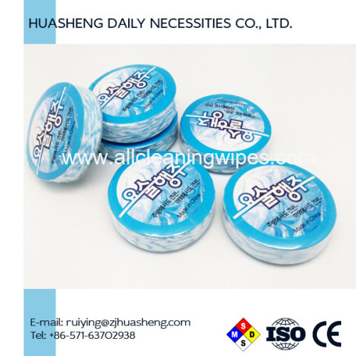 4.5cm DIA Compressed Magic Towel Manufacturers And