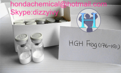 Peptides powder HGH 176-191 for Fat Loss Growth Hormone peptide fragment 176-191/HGH FRAG