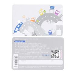 PET TK4100 RFID Card