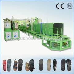 Wenzhou new pu shoe machine for sale