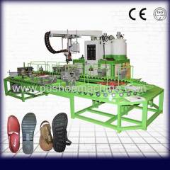 Computer Control shoes machinery