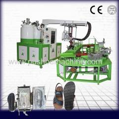 injection slippers for by making machine