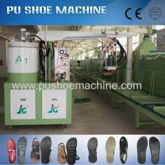 safety shoe making machine new