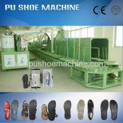 polyurethane for shoe sole machine