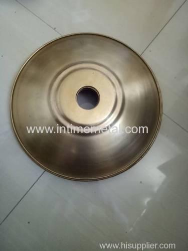 Copper cnc machinig spinning parts