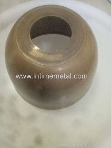 brass cnc machining spinning parts