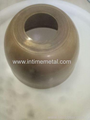 brass cnc machining spinning parts