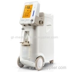Hospital oxygen tank cylinder