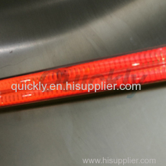 Quartz heater lamps for painting drying