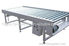 customized stainless steel roller conveyor