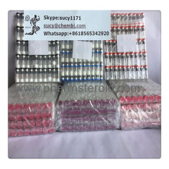 Medical Use Peptides Gonadorelin Acetate CAS:71447-49-9 Using Solid Phase Peptide Synthesis