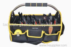 Houyuan 17-inch open top tool bag tote