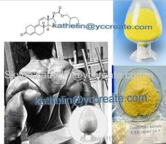 Trenbolone Hexahydrobenzyl Carbonate / Parabolan Trenbolone steroid CAS:23454-33-3/health and beauty