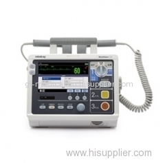 Medical therapy equipment automatic defibrillator