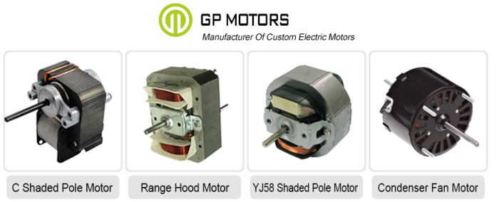 Oem Customize Low Costs Ec Ecm Motors For Refreigerator