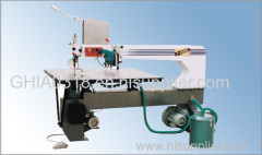 Jogging Jig Saw machine for Cutting Plywood