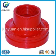 Ductile Iron Grooved Concenric Reducer
