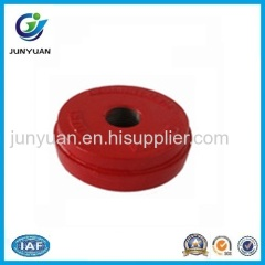 End Cap with Concentric Hole 1/2''*3'' 2''*5'' 6''
