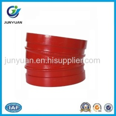Grooved Pipe Fittings 11.25 Degree Elbow