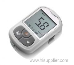 Homecare glucomete blood sugar monitor