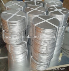 multi layers metal mesh filter disc with welding point with alloy frame