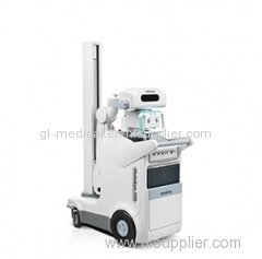 Mobiele digitale x ray machine