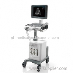 Table black & white ultrasound system