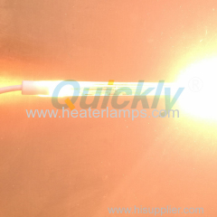 high quality quartz glass infrared heat lamps