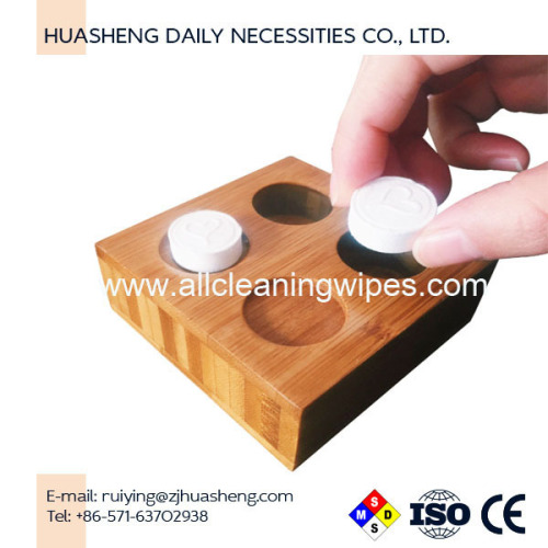 OEM factory non-woven fabric mini compressed towels magic towel trays