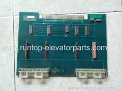 Elevator parts PCB GOB9687D1 for OTIS elevator