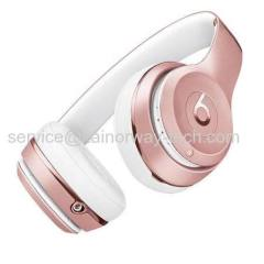 Wholesale Beats by Dr.Dre Beats Solo3 Wireless Bluetooth Over Ear Headphones Headsets In Rose Gold
