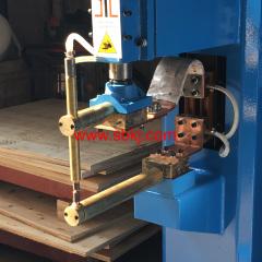 round pipe spot welding machine