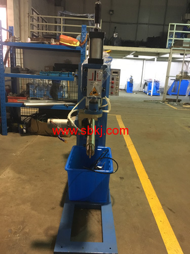 HVAC duct machine Welding Machine