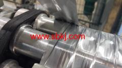aluminum flexible duct forming machine