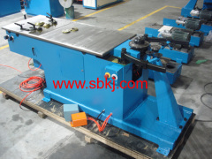 Spiral elbow pipe making machine
